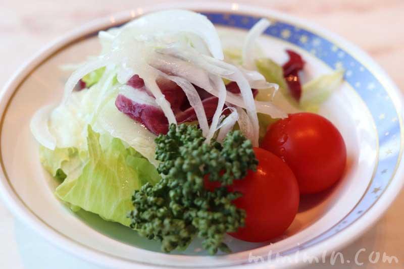 種子島いわさきホテルのレストラン「ティアラ」の朝食 サラダの画像