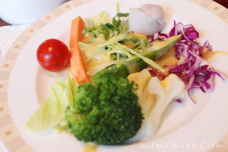 サラダ|インペリアルバイキング サール|帝国ホテル東京のビュッフェの画像