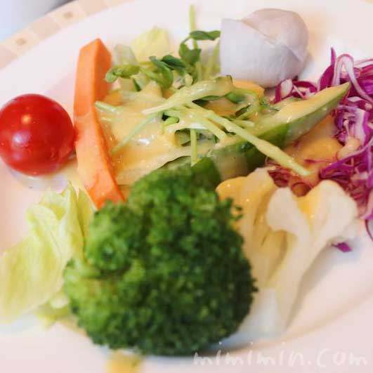 サラダ|インペリアルバイキング サール|帝国ホテル東京の写真