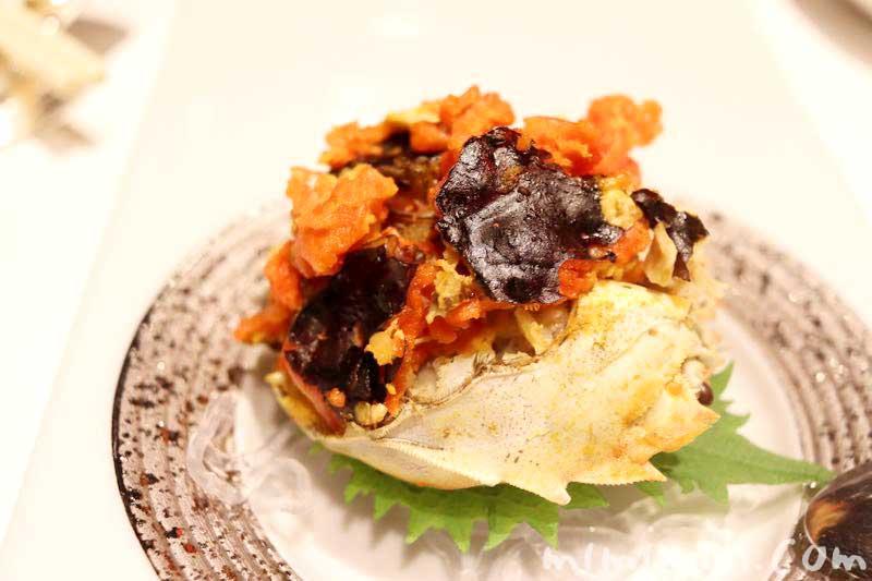 蒸し上海蟹 メス|聘珍樓日比谷店のディナーの画像