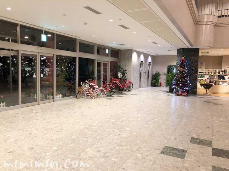 種子島いわさきホテルのロビーの写真
