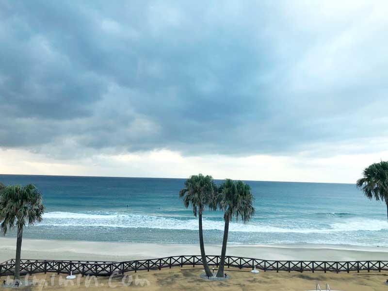 種子島いわさきホテル 海岸