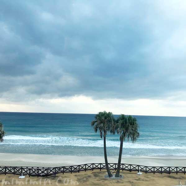 種子島いわさきホテルの海岸の画像