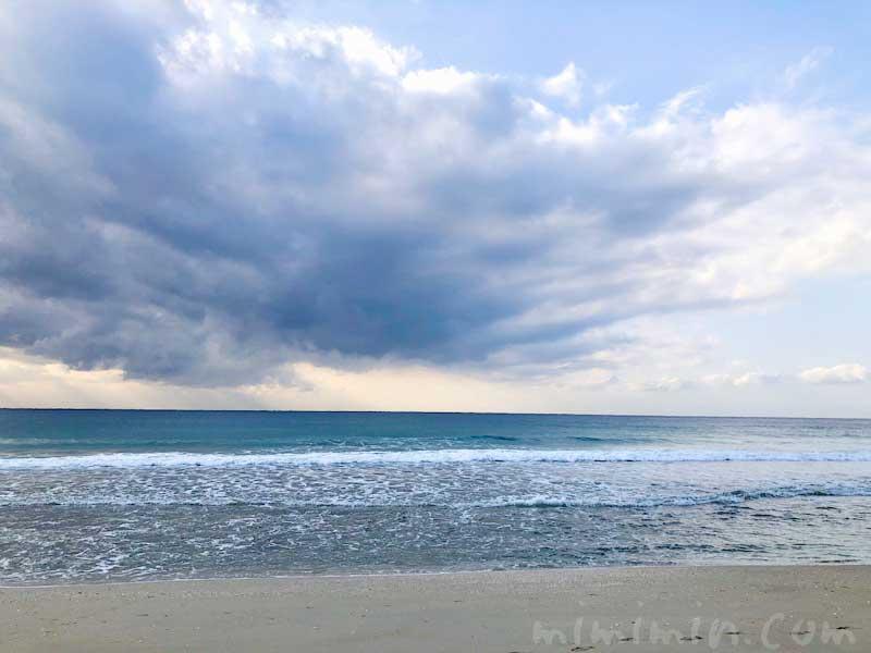 種子島の竹崎海岸の画像