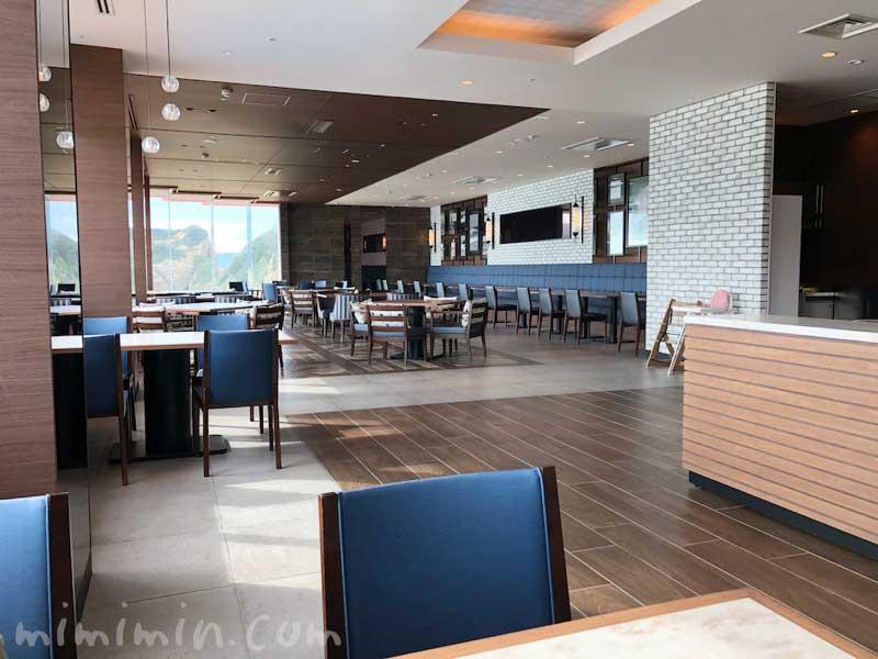 種子島いわさきホテルのレストラン「ティアラ」の画像
