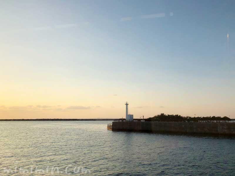 種子島の灯台の画像