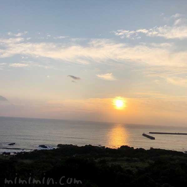 屋久島 朝日の画像