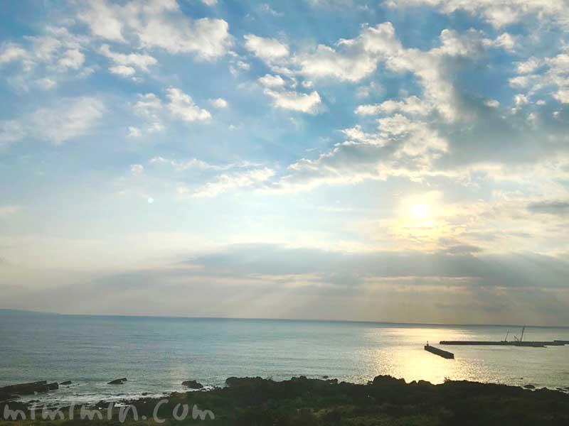 屋久島の朝日の画像