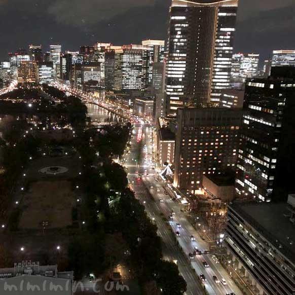 聘珍樓 日比谷店の夜景の写真