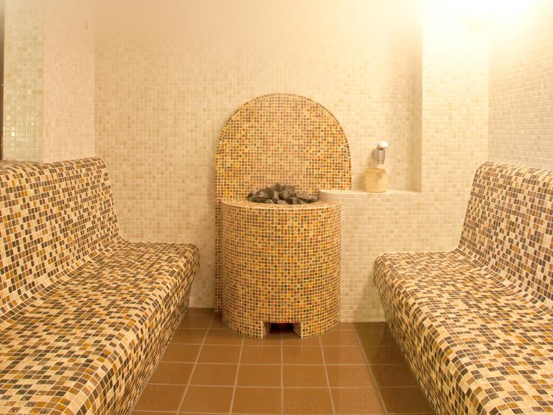 種子島温泉 赤尾木の湯のサウナの写真