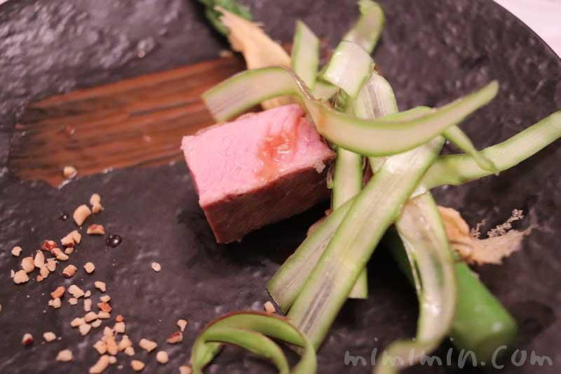 肉料理|リストランテセンソ(イタリアン・白金台)の写真
