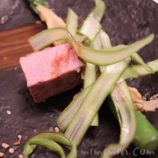 肉料理|リストランテセンソの写真