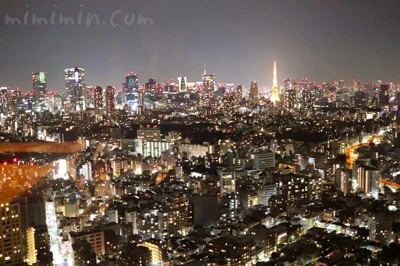 えびす坂 鳥幸の個室の夜景の写真