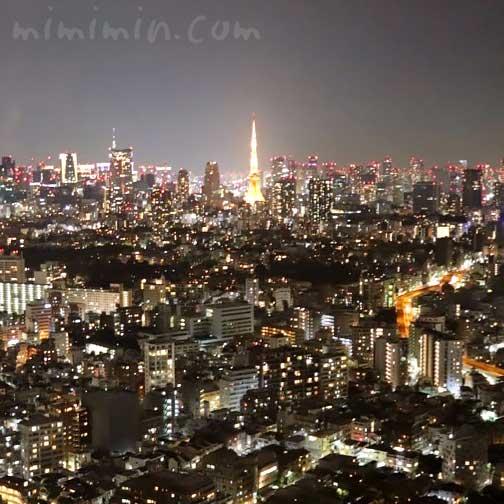 えびす坂 鳥幸の個室の夜景|恵比寿ガーデンプレイスの画像