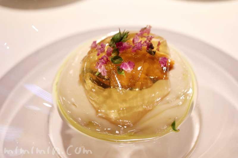 前菜|NARITA YUTAKAのディナー |中目黒のフレンチの画像