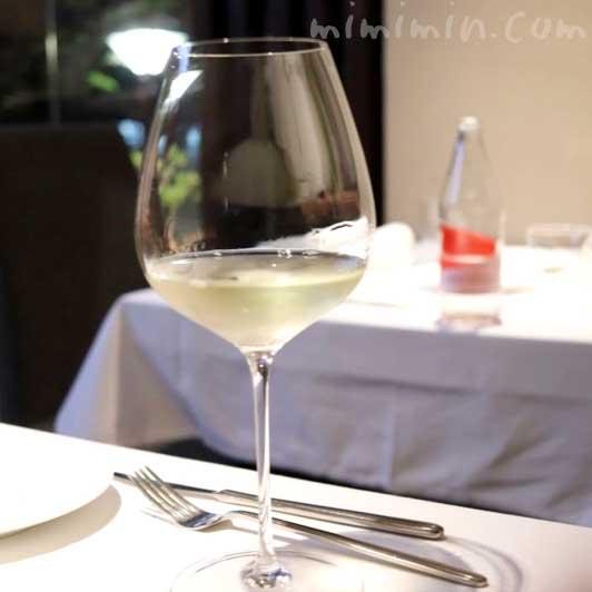 白ワイン|NARITA YUTAKA |中目黒のフレンチの画像