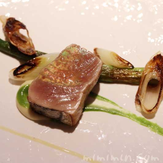 魚料理|NARITA YUTAKAのディナーの画像