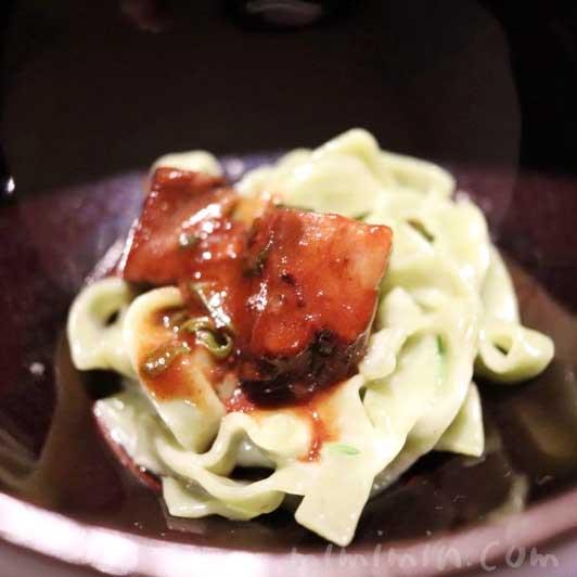 パスタ|NARITA YUTAKAのディナー |中目黒のフレンチの写真