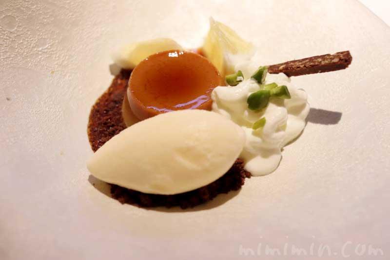 デザート|NARITA YUTAKAのディナー |中目黒のフレンチの写真