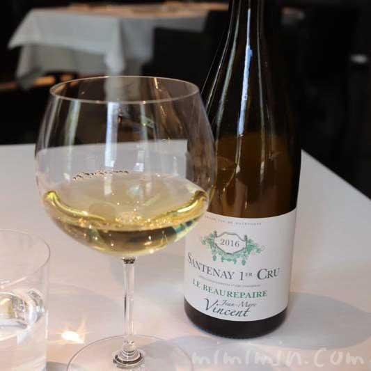 白ワイン|ジャン マーク ヴァンサン / サントネー 1er 2016 白の画像