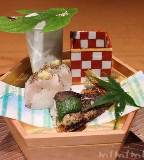 六本木 kappou ukai (カッポウ ウカイ)のランチ