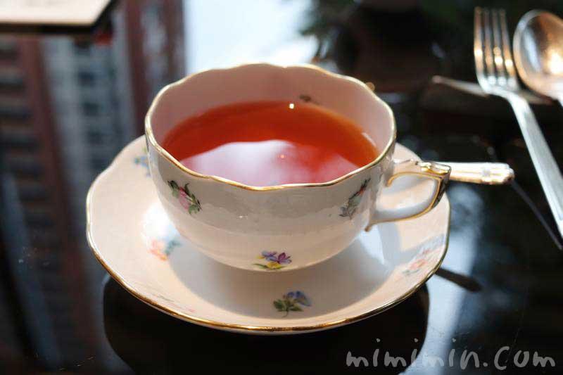 六本木 kappou ukai (カッポウ ウカイ)のランチの紅茶の画像