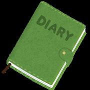 の交換日記の画像