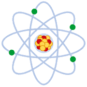 素粒子の絵