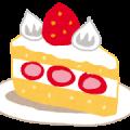 ケーキの絵の画像