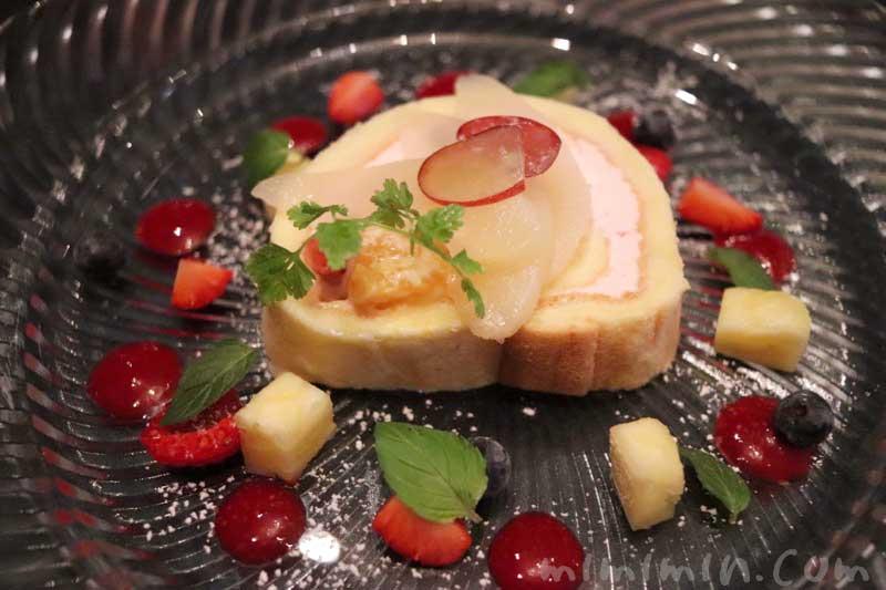 デセール|ガルニエでディナー・恵比寿のフレンチの写真