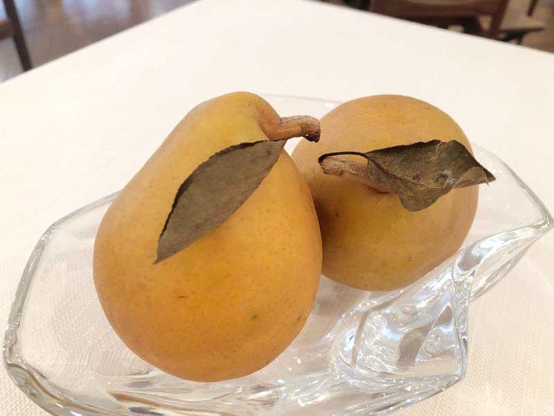 洋梨の写真