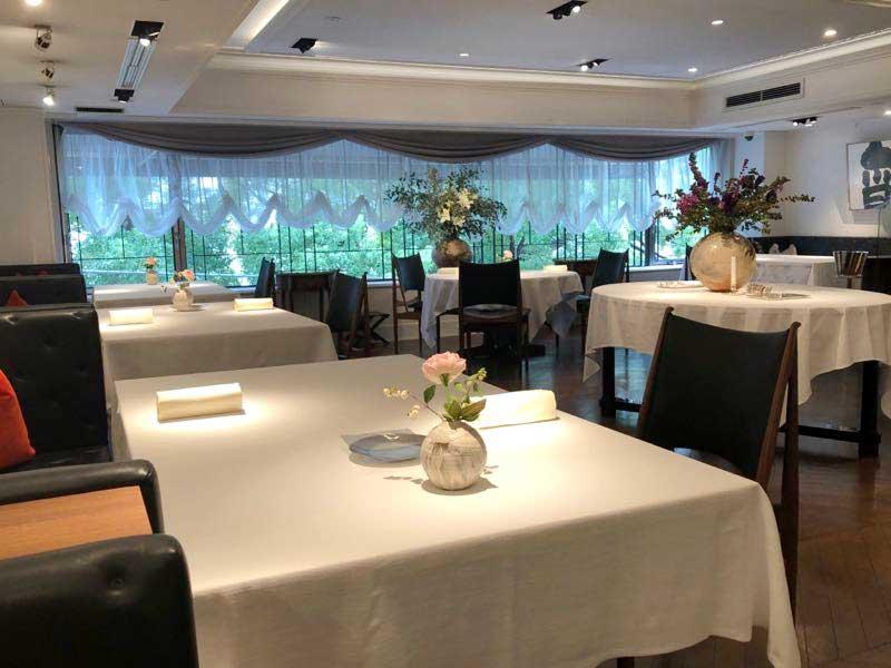 レストランひらまつ(広尾)のランチの画像