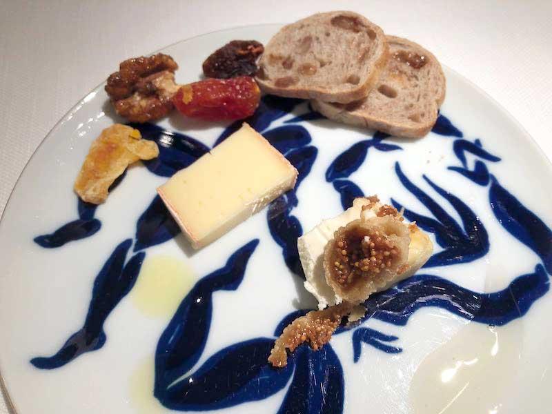 チーズ|レストランひらまつ(広尾)のランチの画像