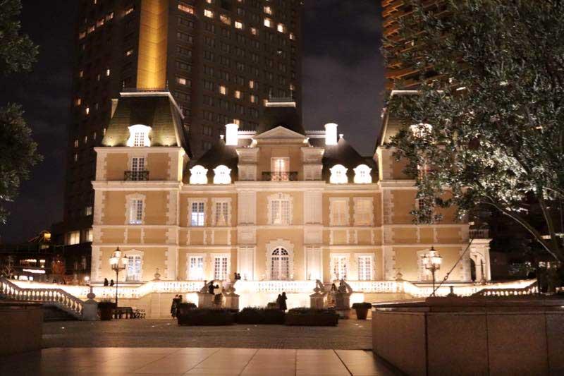 ガストロミー ジョエル・ロブションの建物の写真